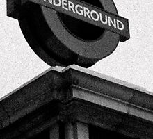 Going Underground 60's by Marcus Walters