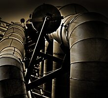 Pipes of Industry by Marcus Walters