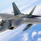 F22 Raptor by flyoff