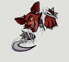 Here's Foxy! Unisex T-Shirt