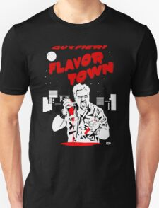 Flavor Town: A Fieri to Grill For T-Shirt