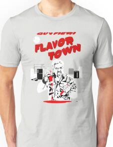 Flavor Town: A Fieri to Grill For Unisex T-Shirt