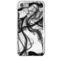 Black Fire iPhone Case/Skin