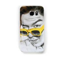 Yellow Shades Samsung Galaxy Case/Skin