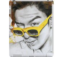 Yellow Shades iPad Case/Skin