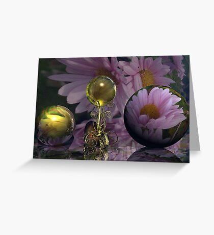 Dasies, Dasies, Dasies Greeting Card