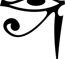 Eye of Horus by alexrow