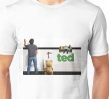 TED 2 SUPER MOVIE  Unisex T-Shirt