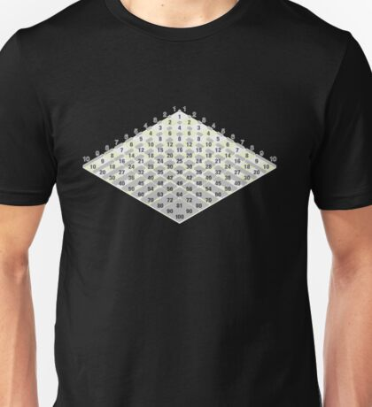 Cubic Times Table T-Shirt