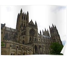 Washington National Cathedral Poster