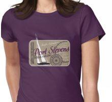 Ocean Sailing Sailingboat Womens Fitted T-Shirt