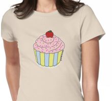 CupcakeBugs Womens Fitted T-Shirt