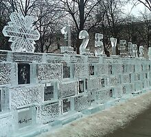 Ice Sculptures by Braedene