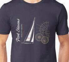 Ocean Sailing Sailingboat Unisex T-Shirt