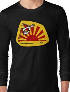 Enter the Arachnophobic Long Sleeve T-Shirt