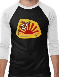 Enter the Arachnophobic Men's Baseball ¾ T-Shirt
