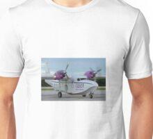 N2969, Chalk's Turbo Mallard Unisex T-Shirt