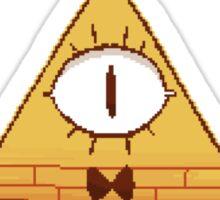 Pixel Bill Cipher - Sticker 1 Sticker