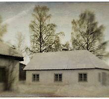 Winter silence by Morten Kristoffersen