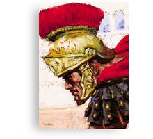 Roman Warrior Canvas Print