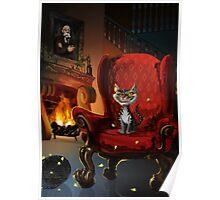 Bad Kitty Poster