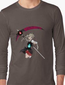 soul eater maka albarn soul anime manga shirt Long Sleeve T-Shirt