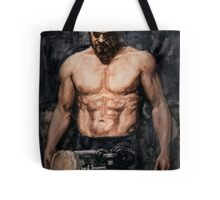 The Fighter Tote Bag
