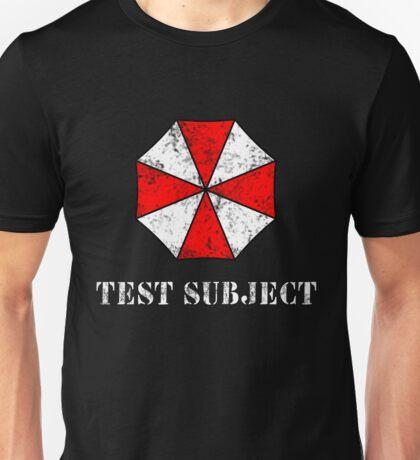 Umbrella Corporation Test Subject T-Shirt