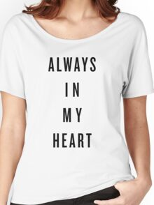 Louis Tomlinson - AIMH Women's Relaxed Fit T-Shirt