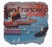 Port of San Francisco T-Shirt