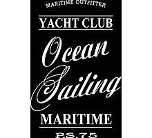 Ocean sailing Photographic Print