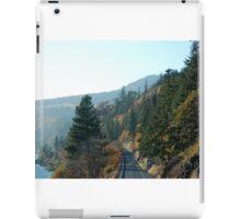 Columbia River Fall Color iPad Case/Skin