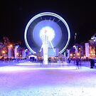 Bruxelles Christmas  by Gary Cummins