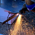 Plasma Cutter by Bob Wall