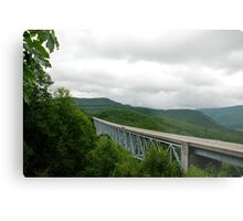 Hoffstadt Creek Bridge, Washington State Metal Print