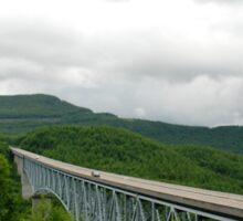 Hoffstadt Creek Bridge, Washington State Sticker