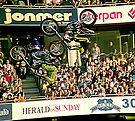 Flying High ! by Roy  Massicks
