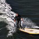 """"""" Cold Water Surfer """" by CanyonWind"""