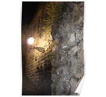 Lamp, Piazza de Michelangelo Poster