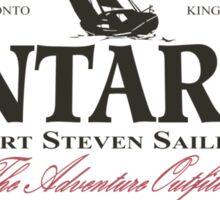 Ontario Sailing Sticker