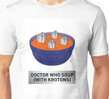 Doctor Who Krotons Soup Unisex T-Shirt