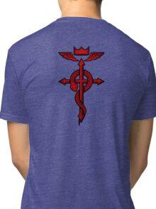 Fullmetal Alchemist Flamel Tri-blend T-Shirt