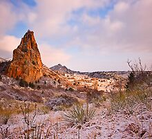 Gray Rock - Garden of the Gods by RondaKimbrow