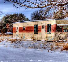 Trailer - Springtown, Texas by jphall
