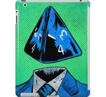 d4 iPad Case/Skin