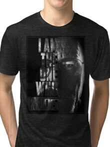 Breaking Bad Knocks Tri-blend T-Shirt