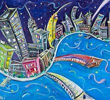 NYC Nights by Jason Gluskin