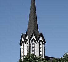 Church Spire by akrolith