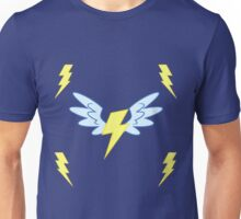 My little Pony - Wonderbolts Cutie Mark Unisex T-Shirt