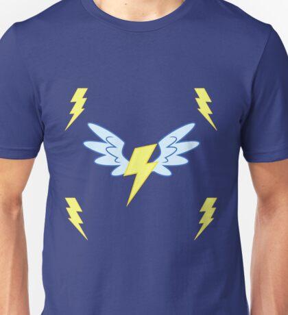 My little Pony - Wonderbolts Cutie Mark Unisex T-Shirt